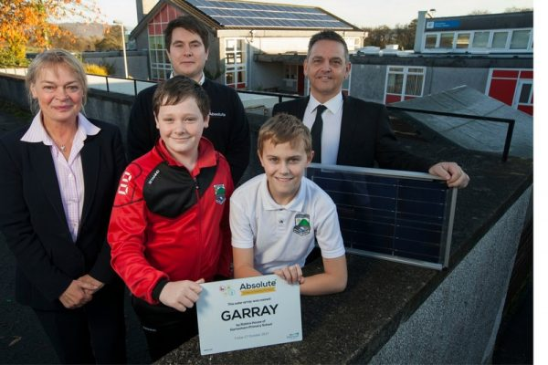 Gartocharn Primary School Celebrates Energy Efficiency