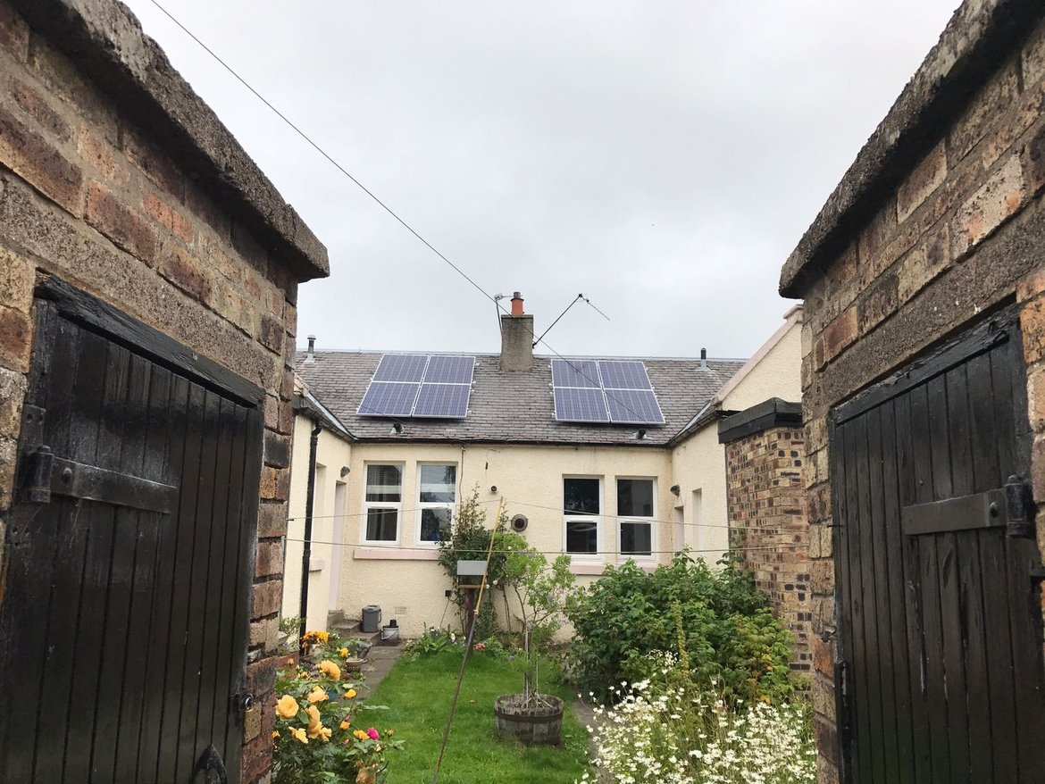 Castle Rock Edinvar Housing Association | Domestic Solar
