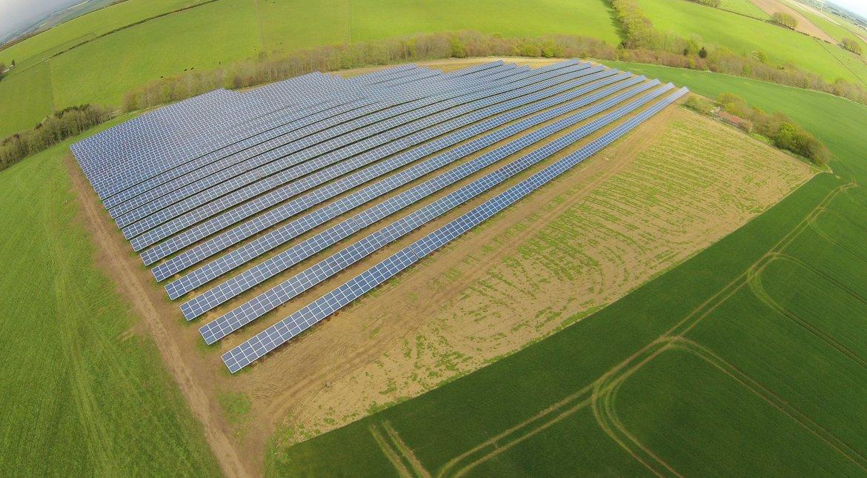 solar farms case study