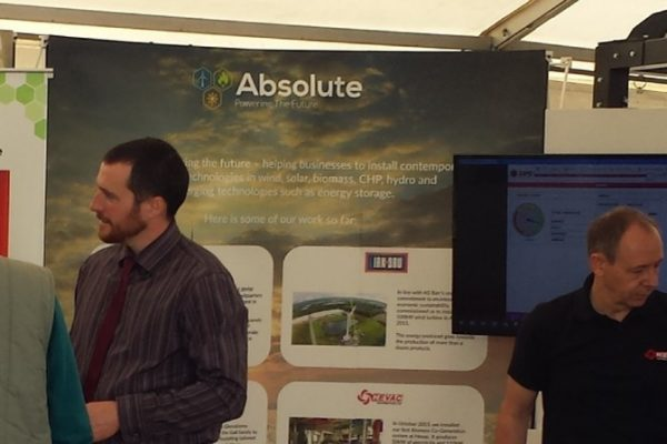 Absolute at the Royal Highland Show 2016