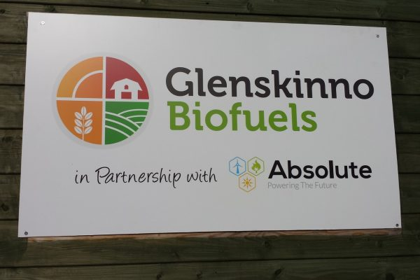 Glenskinno Biofuels holding another open day with Absolute