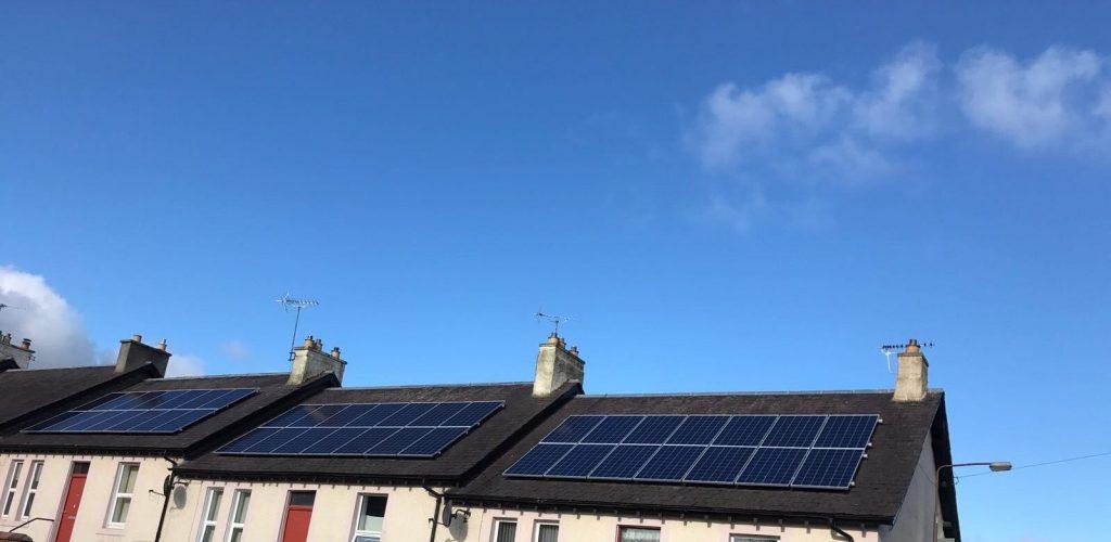 Domestic Solar Panels Scotland- Solar Power Rooftops