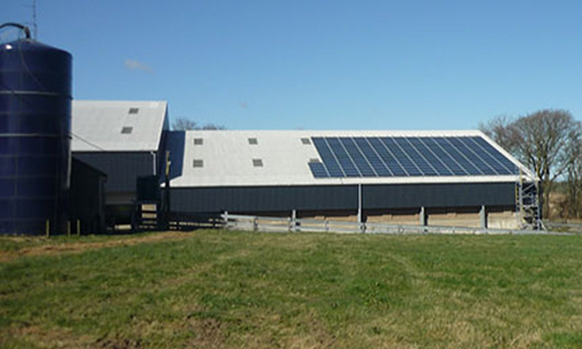 Commercial Solar - Agricultural Sector