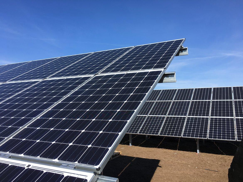 Commercial Solar -Commercial Solar Farm Scotland